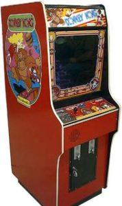 Donkey Kong Cabinet Style 1