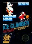 Ice Climbers NES Box