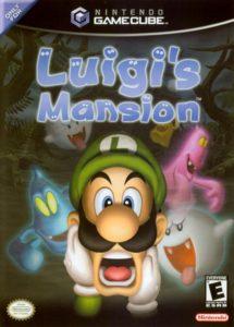 Luigi's Mansion Hideki Konno
