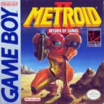 Metroid II Return of Samus Box