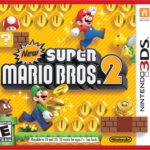 New Super Mario Bros 2 Box