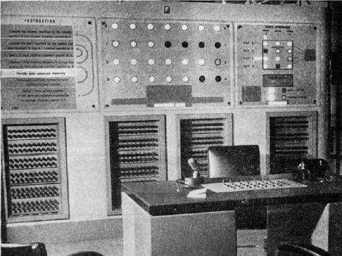Nimrod Computer