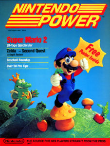 Nintendo Power Volume 1