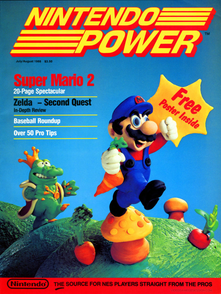 Nintendo Power Volume 1