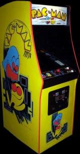 Pac-Man Cabinet