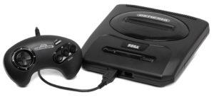 Sega Genesis Model 2 Console