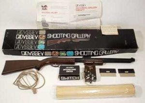 Shooting Gallery for the Magnavox Odyssey