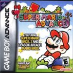 Super Mario Advance Box