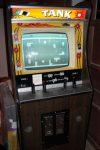 Tank Arcade Cabinet