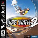 Tony Hawk's Pro Skater 2 Box