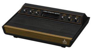 Atari 2600 Woodgain
