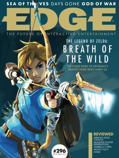 Breath of the Wild Edge Magazine