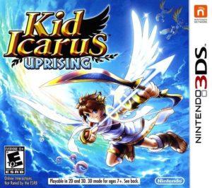 Kid Icarus Uprising Box