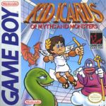 Kid Icarus of Myths and monsters Box