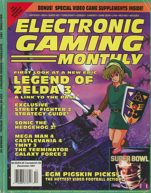 LLTP - electronic gaming monthly v29 - Dec 1991