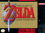 Legend of Zelda - A Link To The Past Box