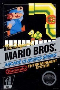 Mario Bros NES Box