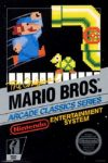 Mario Bros NES Box