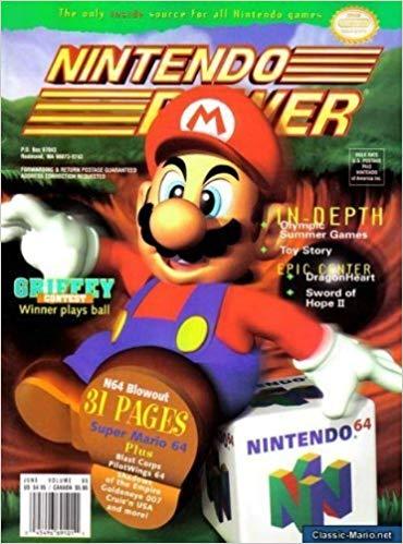 Nintendo Power Volume 85