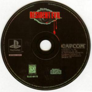 Resident Evil Disc