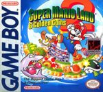 Super Mario Land 2 Box