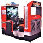 18 Wheeler - American Pro Trucker Arcade Cabinet