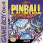 3-D Ultra Pinball Thrillride Box