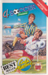 4 Soccer Simulators C64 Box