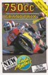 750cc Grand Prix ZX Spectrum Box