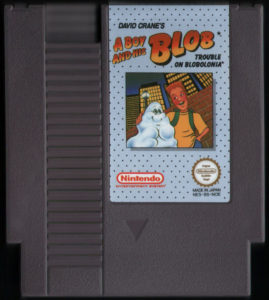 A Boy and His Blob European Cartridge