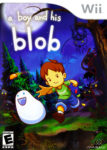 A Boy and His Blob Wii Box