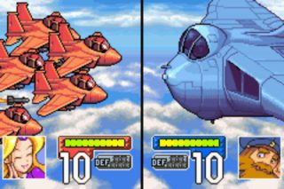Advance Wars - Air Battle