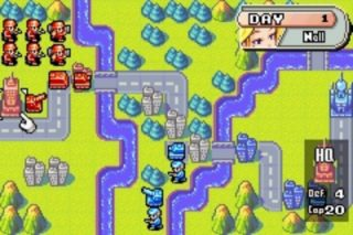Advance Wars - Battlefield