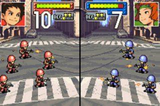 Advance Wars - Ground Battle