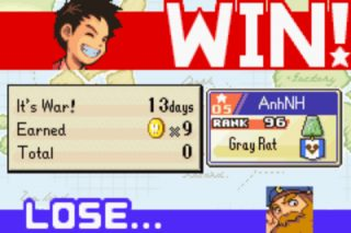 Advance Wars - Victory