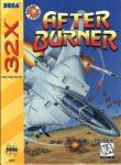 After Burner Sega 32X Box