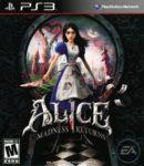 Alice - Madness Returns Box