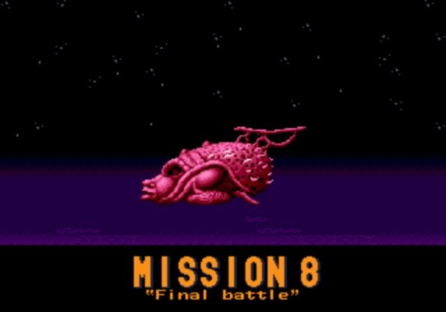 Alien Storm - Final Battle