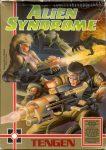 Alien Syndrome NES Box (Unlicensed)