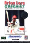 Brian Lara Cricket Genesis Box