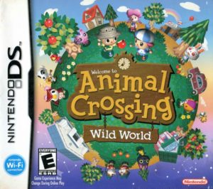 Animal Crossing Wild World Box