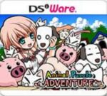 Animal Puzzle Adventure DSiWare Box