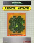 Armor Attack Japanese Box