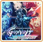 Azure Striker Gunvolt Striker Pack Box