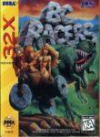 BC Racers Sega 32X Box