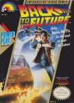 Back to the Future NES Box