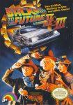 Back to the Future Part II & III NES Box