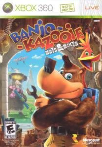 Banjo-Kazooie Nuts and Bolts Box