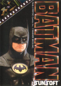 Batman Famicom Box
