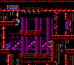 Batman NES Boss Battle 2